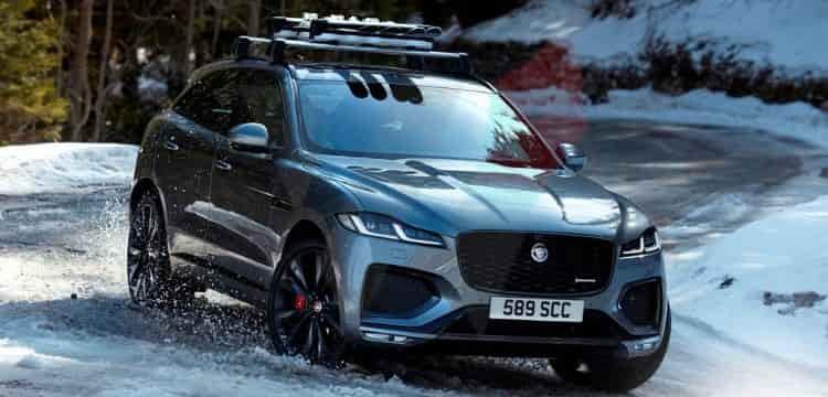 Jaguar I Pace : Styling