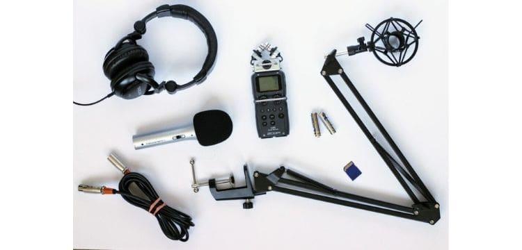 Basic Podcast Equipment