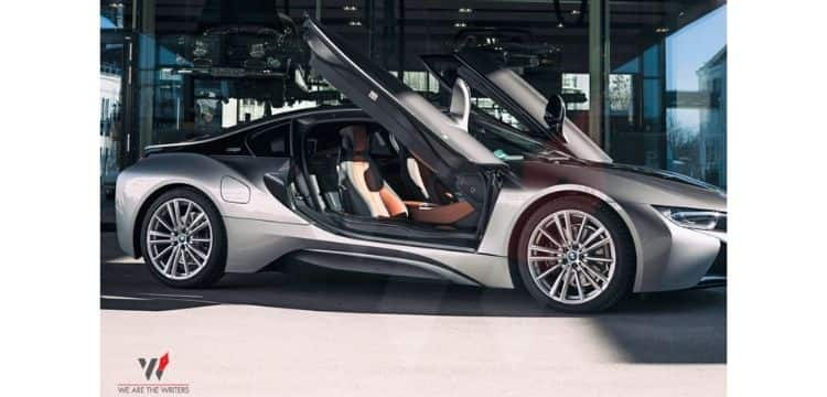 Legacy that stands class apart: BMW i8